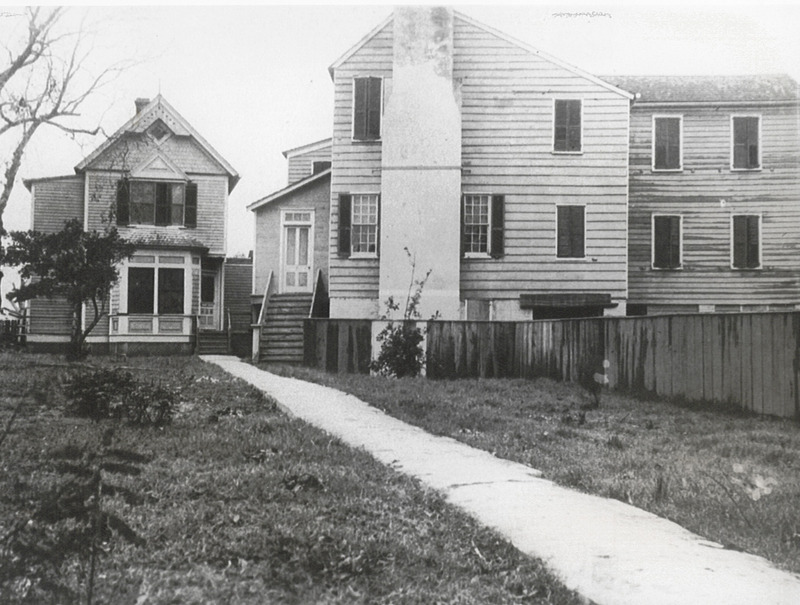 Mount Pleasant Home for Destitute Children, circa 1900