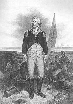 General William Moultrie