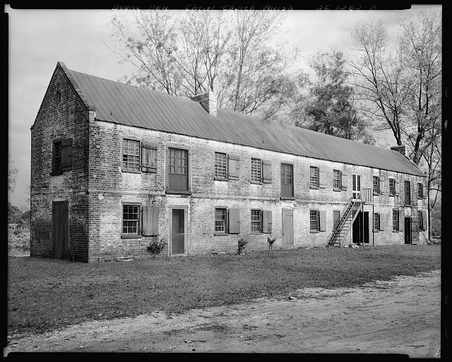 Boone Hall Gin House 1938