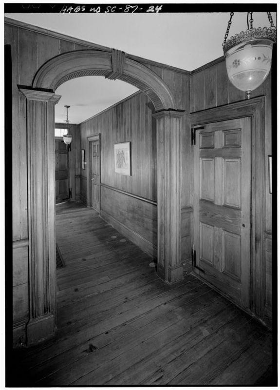 Pinckney House interior