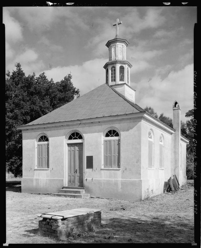Christ Church, 1938